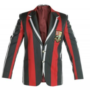 Blazer will only be issued with a formal letter from the head of the department. Student card must be present.
